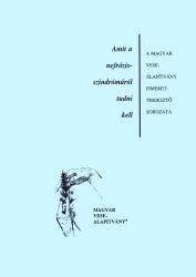 Amit a nefrózis-szindrómáról tudni kell